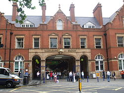 Marylebone station entrance.JPG