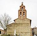 Mascarville - Église Saint-Étienne le clocher.jpg