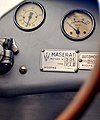 Maserati 250F dashboard at Goodwood 2010.jpg