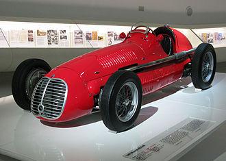 Maserati 4CL and 4CLT - An ex-Reg Parnell Maserati 4CLT/48
