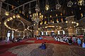 Massive chandelier - Mosque of Muhammad Ali (14777146876).jpg