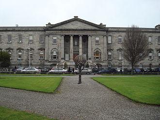 Mater Misericordiae University Hospital - Image: Mater Misericordiae University Hospital, Dublin