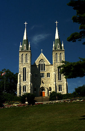 Midland, Ontario - Martyrs' Shrine