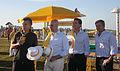 Mauricio Macri inauguró la temporada de Buenos Aires Playa 2012 (6634817173).jpg