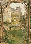 May Morris Kelmscott Manor.jpg