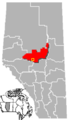 Mayerthorpe, Alberta Location.png