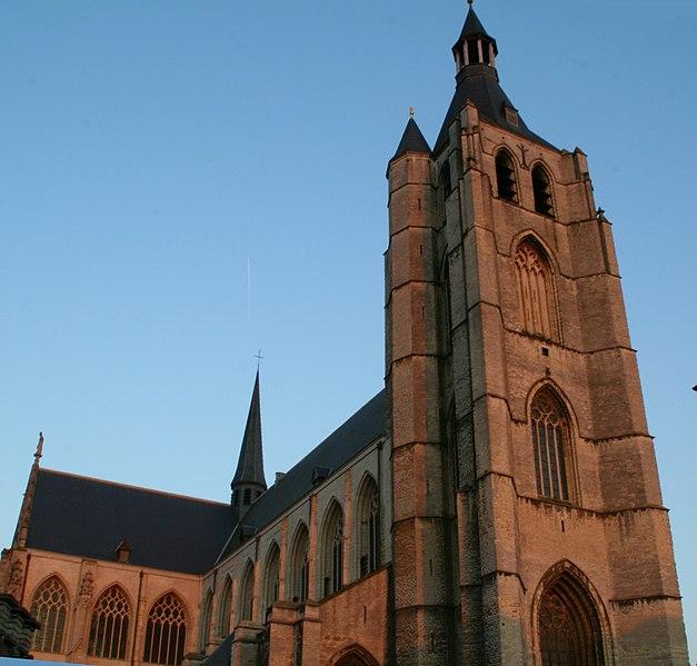 File:Mechelen OLV Dijle v NW.jpg
