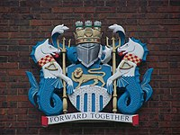 Medway Council Crest - geograph.org.uk - 1033321.jpg