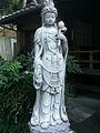 Meguro Ward Kannon Bodhisattva Statue.jpg