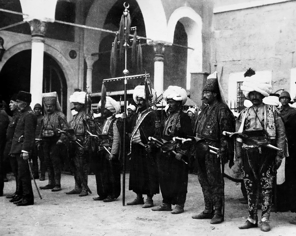 Mehter 1917