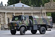 Mercedes-Benz Unimog - French military