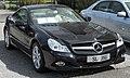 Mercedes SL 350 (R230) Facelift front 20100402.jpg