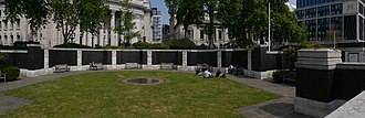 Tower Hill Memorial - The Merchant Seamen's Memorial