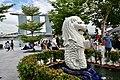 Merlion Statue at Merlion Park, Singapore (Ank Kumar ) 01.jpg