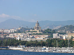 Messina na Mediteranea