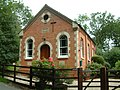 Methodist Chapel, Woodcote - geograph.org.uk - 37069.jpg