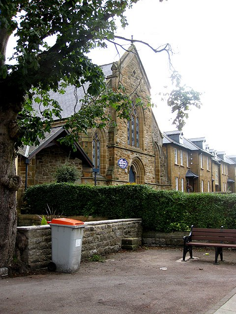 Methodist Church, Lanchester - geograph.org.uk - 1419425