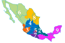 Telephone Numbers In Mexico Wikipedia