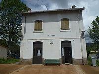 Mezzana station 2012.JPG