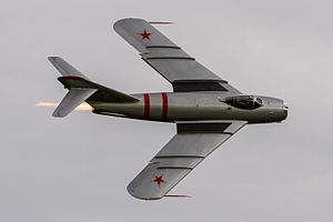 MiG-17 Take to the Skies Airfest Durant, Oklahoma 4.jpg