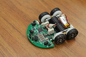 Micromouse - Micromouse robot