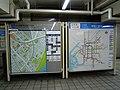 Midosuji Line Nakatsu station - panoramio.jpg