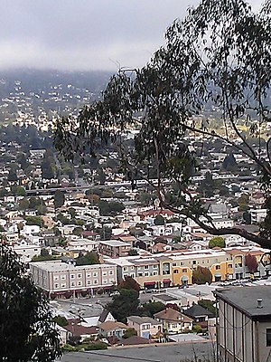El Cerrito, California - Midtown El Cerrito