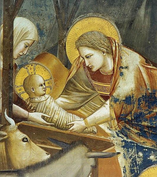 Файл:Midwife Salome (Cappella degli Scrovegni).jpg