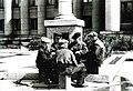 Miensk, Kašarskaja, Dom aficeraŭ. Менск, Кашарская, Дом афіцэраў (05.1943).jpg