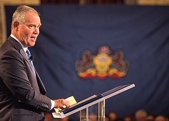 Mike Turzai - Mike Turzai delivering a speech