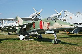 Mikoyan MiG-27 - Mikoyan-Gurevich MiG-27D