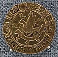 Milano, grosso da 5 soldi di galeazzo maria sforza, 1466-68, 02.JPG