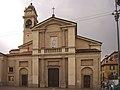 Milano - chiesa Beata Vergine Assunta in Bruzzano - facciata.jpg
