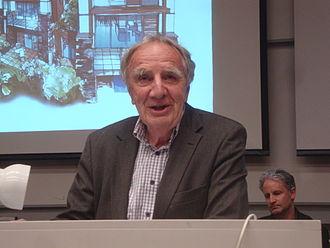 Miles Warren - Sir Miles Warren in 2011