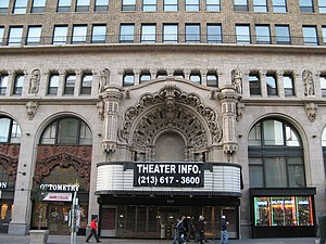 Broadway Theater District (Los Angeles) - Million Dollar Theater
