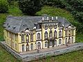 Miniathür Schloss Molsdorf in Erfurt.JPG