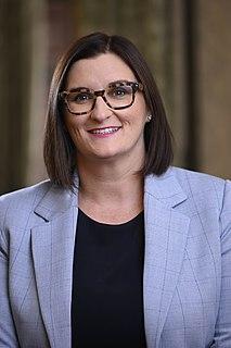 Sarah Mitchell Australian politician