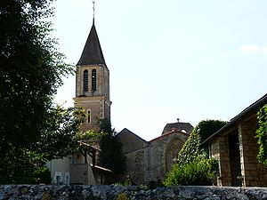 Missé - The church in Missé