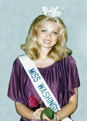 Miss Washington - Laurie Nelson, Miss Washington 1978