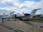 Mitchell Water (VH-WMY) Cessna Citation M2 on display at the 2015 Australian International Airshow.jpg