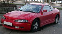 Pre Facelift Mitsubishi Eclipse Coupe