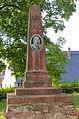 Mittweida, Kirchplatz, Obelisk-20150721-001.jpg