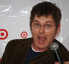 Mo Willems by David Shankbone.jpg