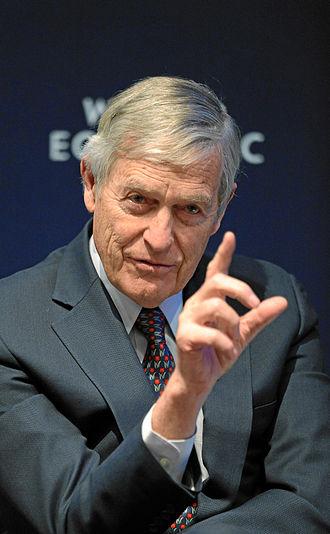 Tim Wirth - Wirth during the WEF 2011