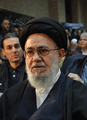 Mohammad Mousavi Khoeiniha - Image: Mohammad Mousavi Khoeiniha