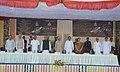 "Mohd. Hamid Ansari, the Governor of Maharashtra, Shri K. Sankaranarayanan and other dignitaries at the inauguration of the National conference on ""Urdu in the 21th Century"", at Bhiwandi Dist. Thane, Maharashtra.jpg"