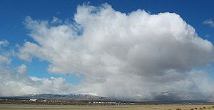 Mojave, California - The Mojave Air and Space Port as viewed from nearby Highway 58