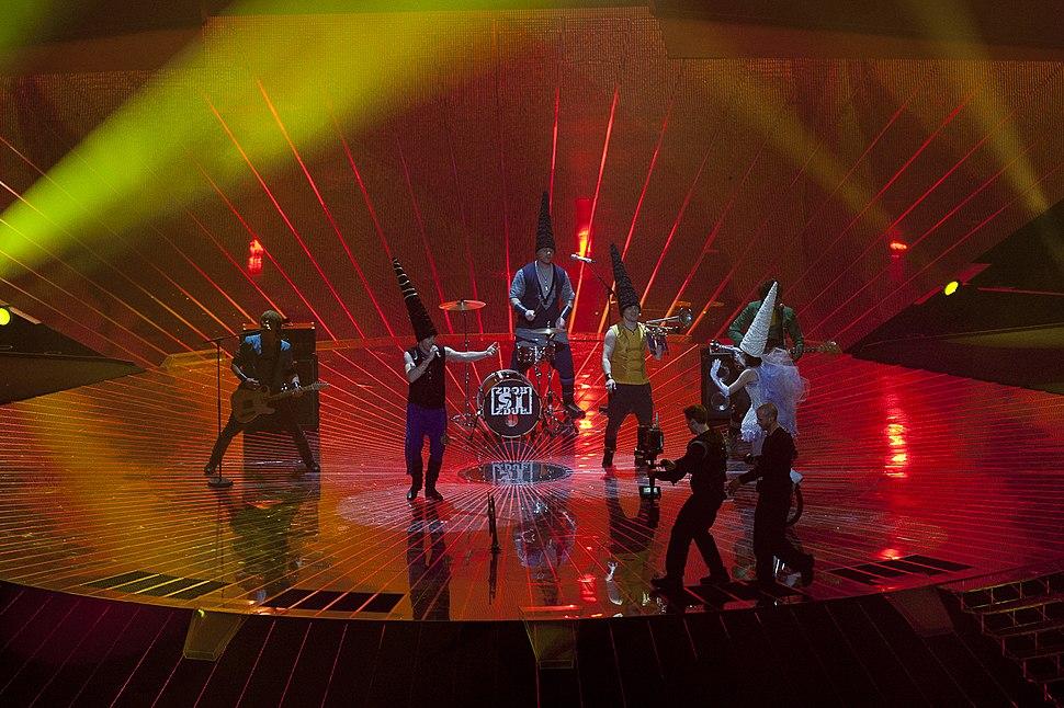 Moldova at ESC 2011