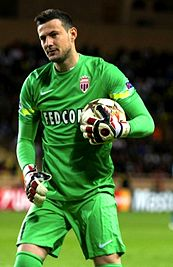 Maillot Domicile AS Monaco Danijel SUBASIC