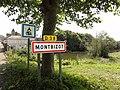 Montbizot (Sarthe) la Sarthe avec plaque d'entrée.jpg